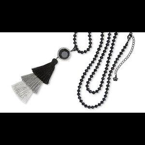Tassel Town Necklace